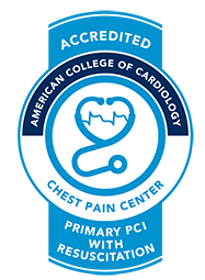 Chest Pain Center Primary PCI with Resusitation